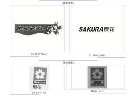春天如约而至,樱花SAKURA商标又双����陷纠纷